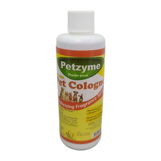 Petzyme Natural Deodorizing Fragrance 100ml Pet Cologne