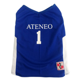 Pawsh Couture Ateneo Blue Eagles V-neck Pet Jersey