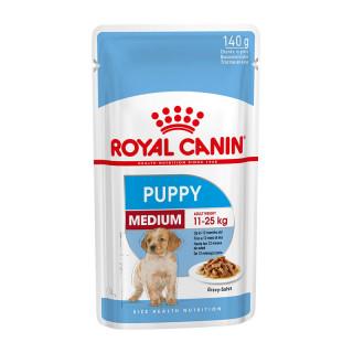 Royal Canin Medium 140g Puppy Wet Food
