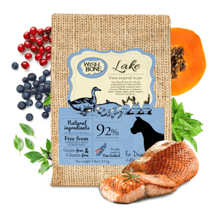 Wishbone Lake Grain-Free Dog Dry Food