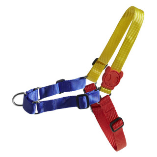 Zee.Dog Puzzle No-Pull Soft-Walk Dog Harness