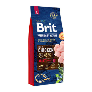 Brit Premium by Nature Adult Large Breed Dog Dry Food