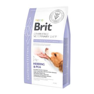 Brit Grain Free Veterinary Diet Gastrointestinal Herring & Pea 2kg Dog Dry Food