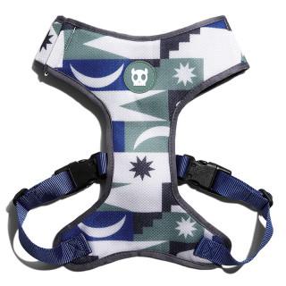 LIMITED EDITION Zee.Dog Adjustable Air Mesh Tarot Dog Harness