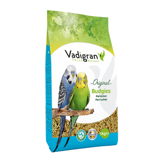 Vadigran Budgies 1kg Bird Food