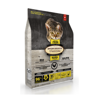 Oven Baked Tradition Grain Free Chicken Cat Dry Food