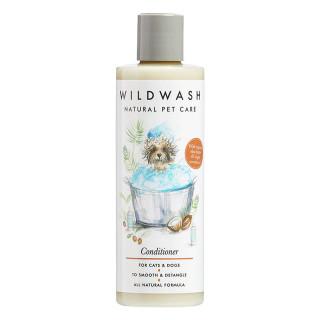 Wild Wash Natural Pet Care 250ml Pet Conditioner