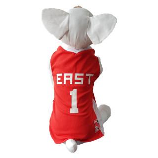Pawsh Couture UAAP UE V-neck Pet Jersey