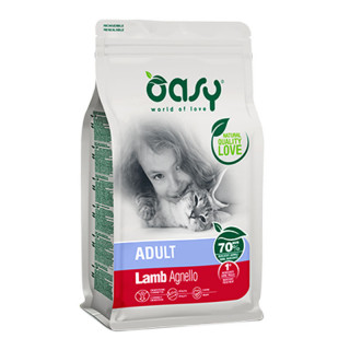 Oasy Lamb Cat Dry Food