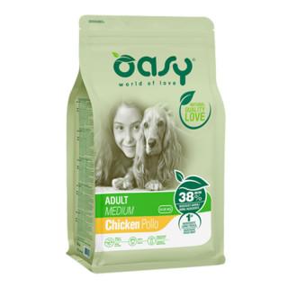 Oasy Chicken Medium Breed Dog Dry Food
