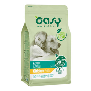 Oasy Chicken Large Breed Dog Dry Food