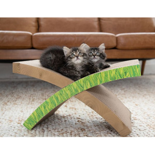 Petstages Easy Life Hammock Cat Scratcher