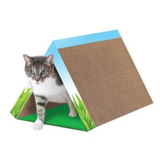 Petstages Fold Away Tunnel Cat Scratcher