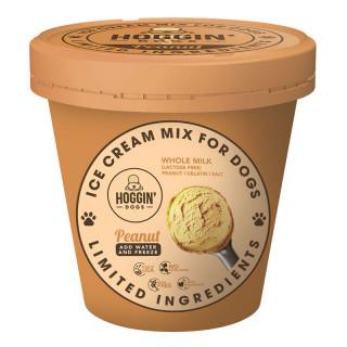 Hoggin Dogs' Ice Cream Mix Peanut Butter for Dogs