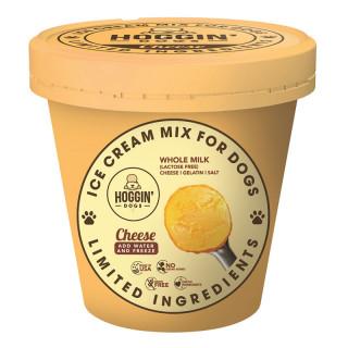 Hoggin Dogs' Ice Cream Mix Grain-Free Cheese for Dogs