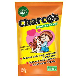 Charco's Smoked Bacon Dog Treats