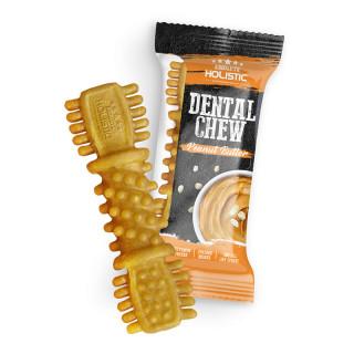 Absolute Holistic Dental Chew Peanut Butter 25g Dog Treats