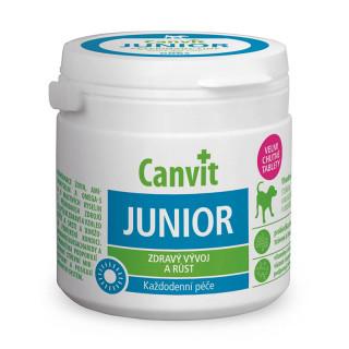 Canvit Junior 100g Dog Supplement