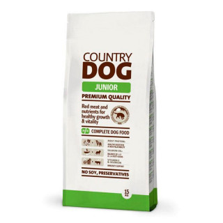 Country Dog Junior 15kg Puppy Dry Food
