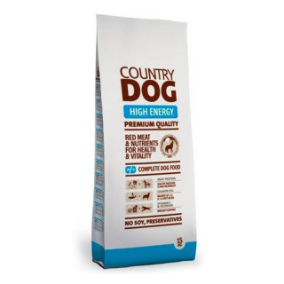 Country Dog High Energy 15kg Dog Dry Food