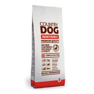 Country Dog Maintenance 15kg Dog Dry Food
