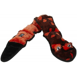 Plush Puppies Squeakin 3's RED Snake Dog accesories
