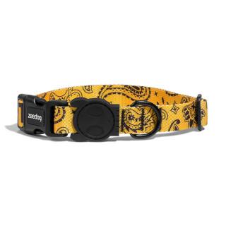 Zee.Dog Chinatown Market Yellow Dog Collar