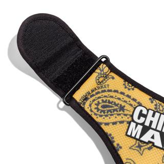Zee.Dog Chinatown Market Adjustable Air Mesh Yellow Dog Harness