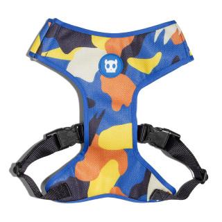 LIMITED EDITION Zee.Dog Adjustable Air Mesh Artsy Dog Harness