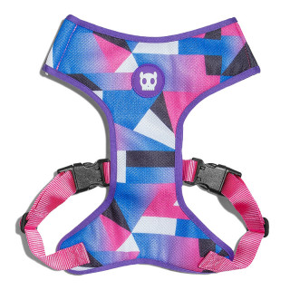 LIMITED EDITION Zee.Dog Adjustable Air Mesh Midnight Dog Harness