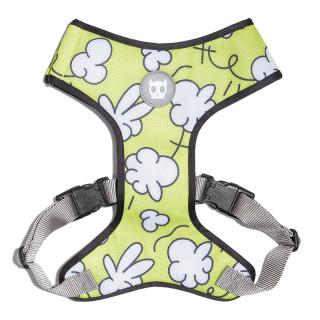 LIMITED EDITION Zee.Dog Adjustable Air Mesh Smash Dog Harness