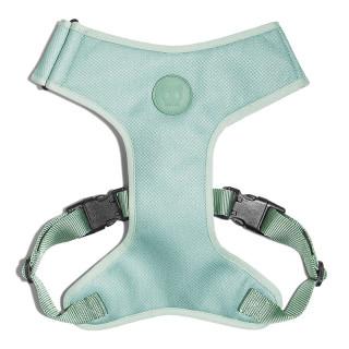 Zee.Dog Adjustable Air Mesh Army Green Dog Harness