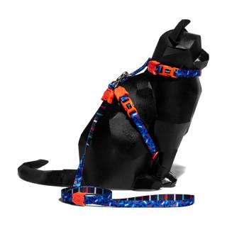 Zee.Cat Atlanta Cat H-Harness with Leash
