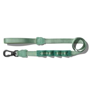 Zee.Dog Ruff Army Green Dog Leash