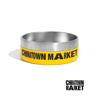 LIMITED EDITION Chinatown Market x Zee.Dog Smiley Tuff Dog Bowl