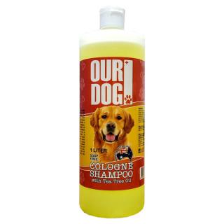 Our Dog Cologne with Tea Tree Oil 1L Dog Shampoo