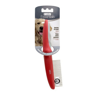 Le Salon Essentials Dog Rotating Pin Comb