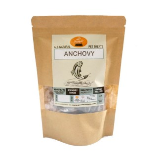 Pawfect Plate Bailey Bites - ANCHOVY (fish) 50g Dehydrated Pet Treats