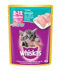 Whiskas Junior Tuna 80g Cat Wet Food