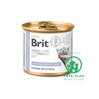 Brit Grain-Free Veterinary Diet Gastrointestinal 200g Cat Wet Food