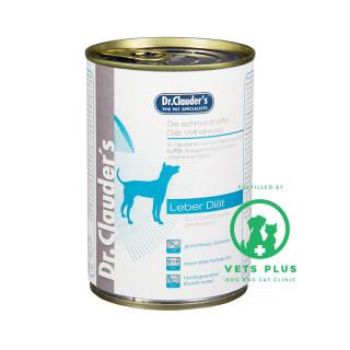 Dr. Clauder's Liver Diet 400g Dog Wet Food