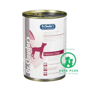 Dr. Clauder's Kidney Diet 400g Dog Wet Food