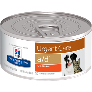 Hill's Prescription diet URGENT CARE 156g Dog and Cat wet food