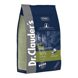 Dr. Clauder's Hyposensitive Grain-Free Venison & Potato All Breed Dog Dry Food