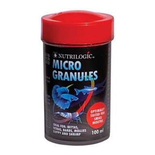 Nutrilogic Micro Granules 100ml Fish Food