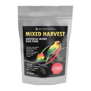 Nutrilogic Mixed Harvest 400g Bird Food