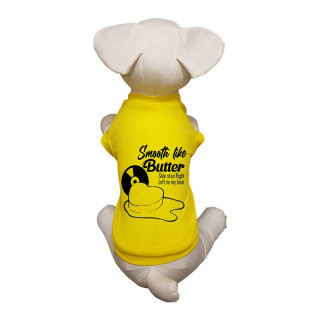 LIMITED EDITION Pawsh Couture K-Pup BTS Butter Inspired Pet Tee