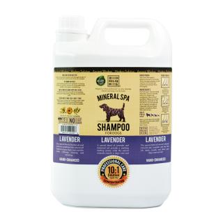 Reliq Mineral Spa Lavender Dog Shampoo