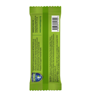 Happi Doggy Dental Chew Zest Avocado 25g Dog Treats