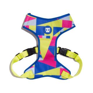 LIMITED EDITION Zee.Dog Adjustable Air Mesh Volt Dog Harness